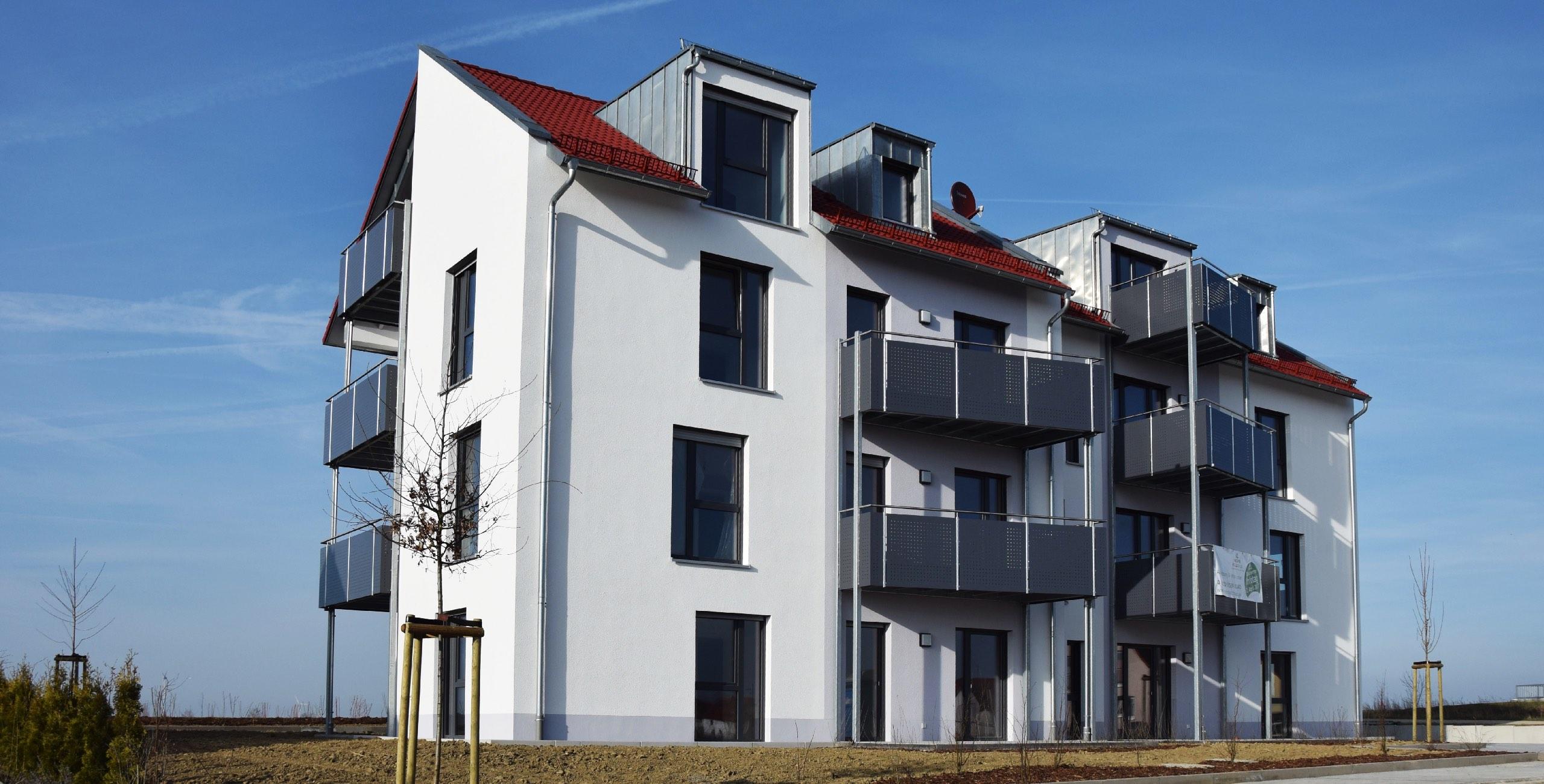 Eigentumswohnungen in Rothenburg Lignum