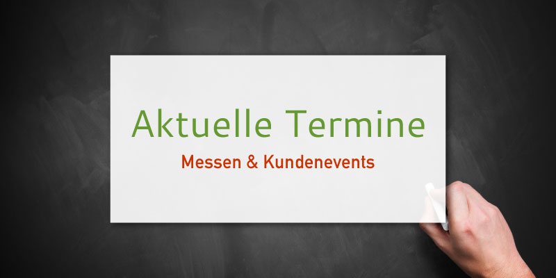 Messen & Events Immobilien & Bauen