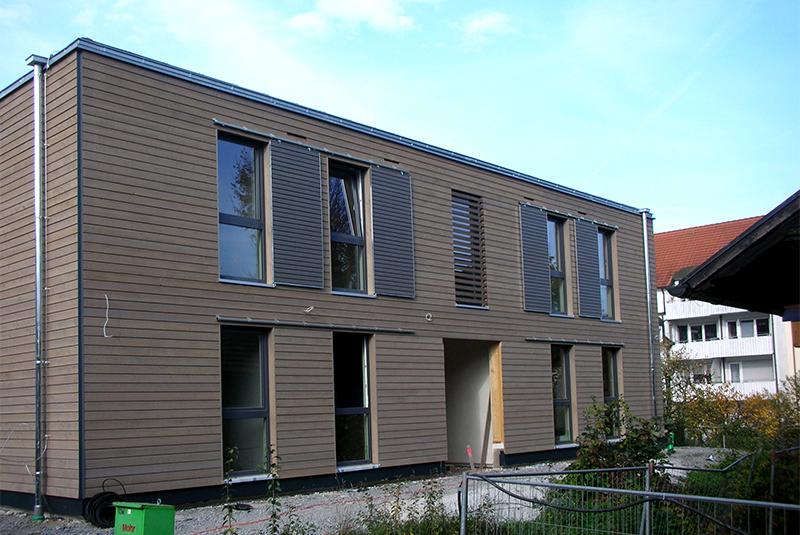 Neubau Staatliche Wohnanlage in Neustadt Aisch