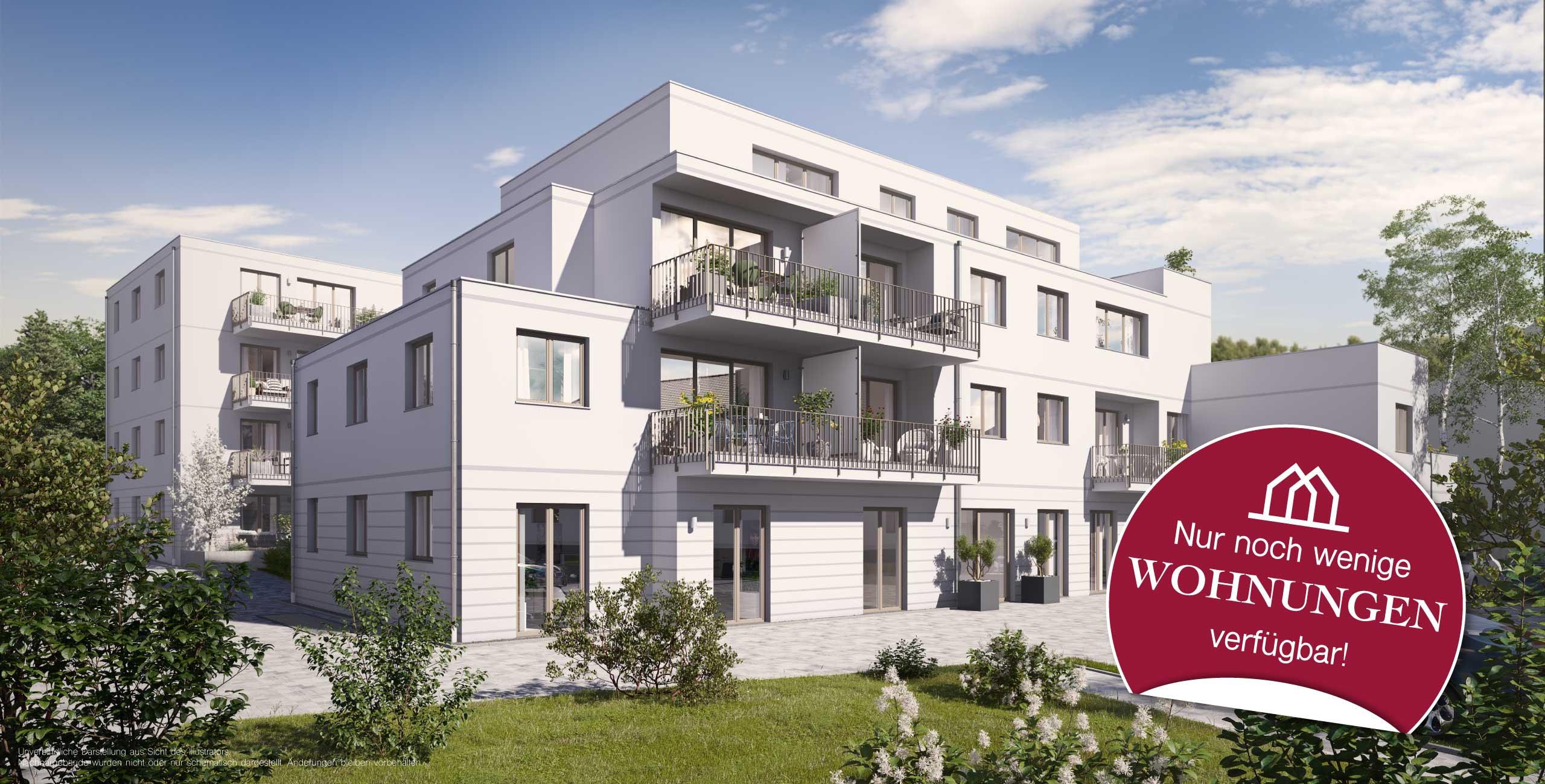 Neubauwohnungen in Ansbach SUITES