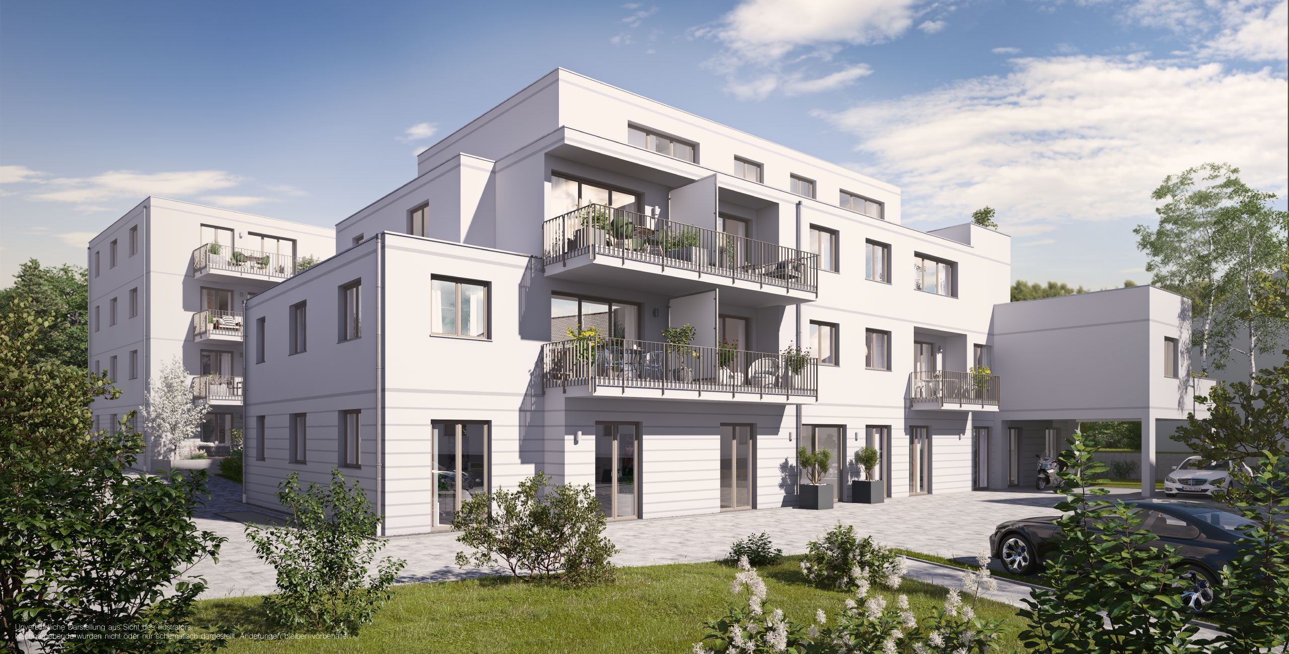 Ansbach SUITES Gewerbe