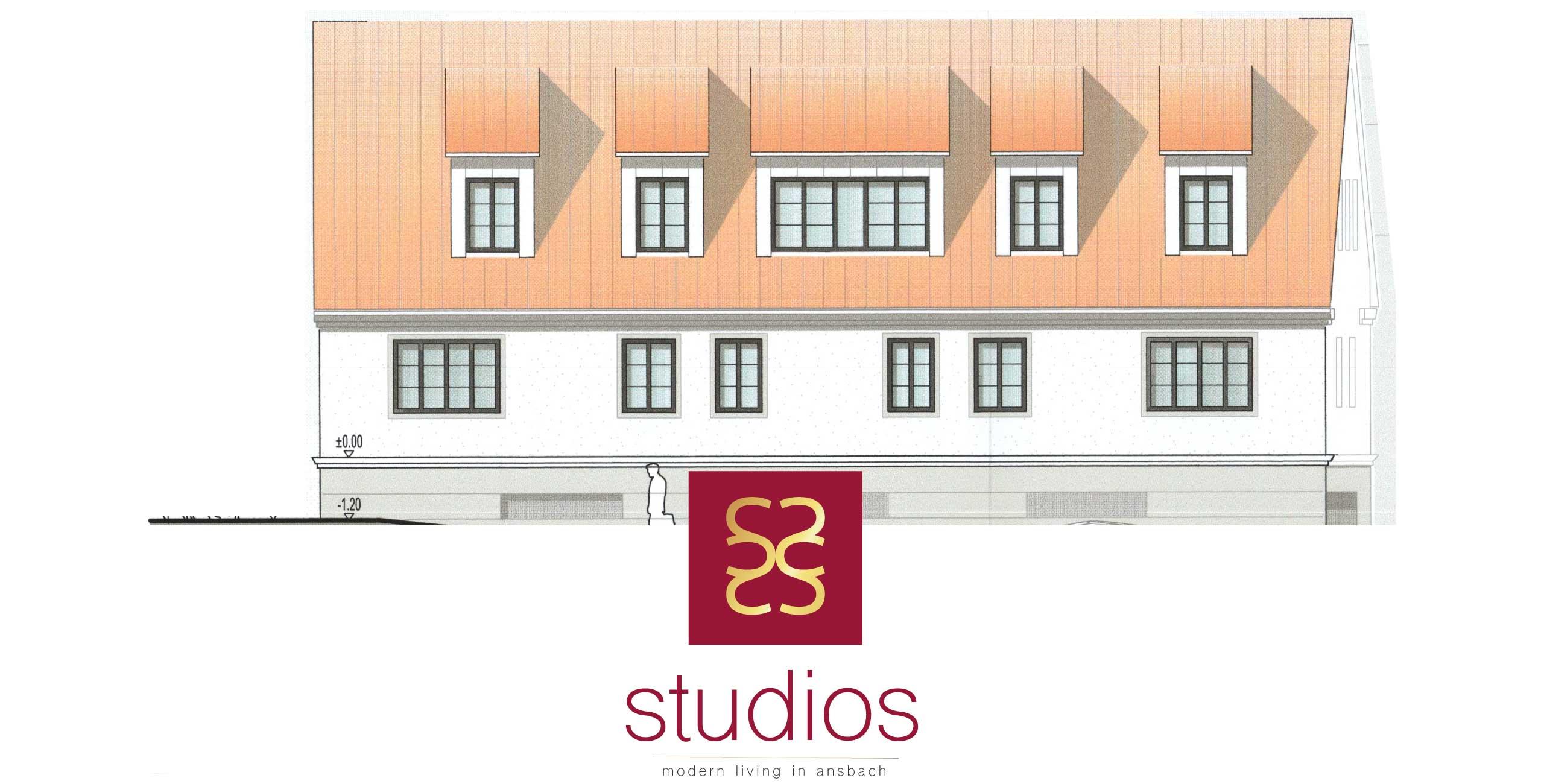 Neubauprojekt Ansbach studios MohrHolzhaus
