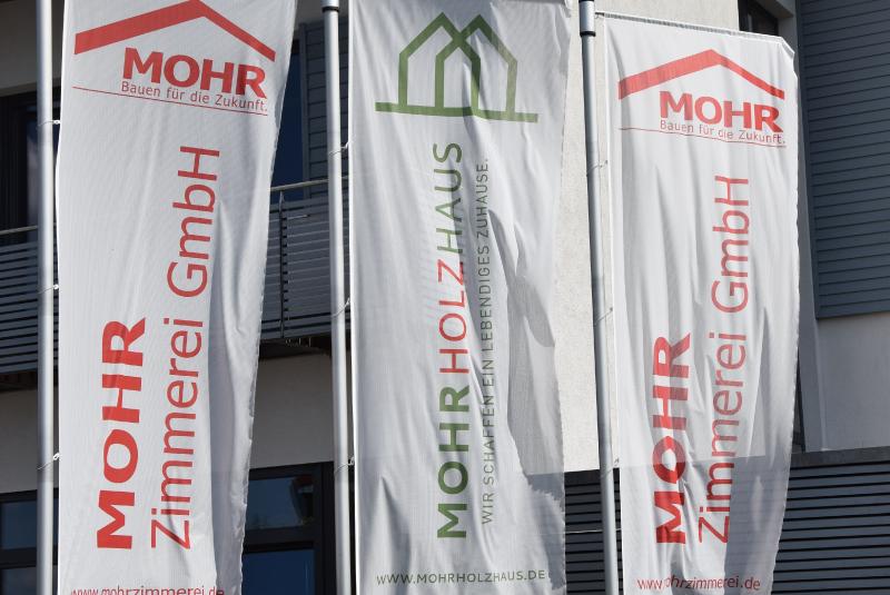Zimmerei Mohr Leutershausen MohrHolzhaus