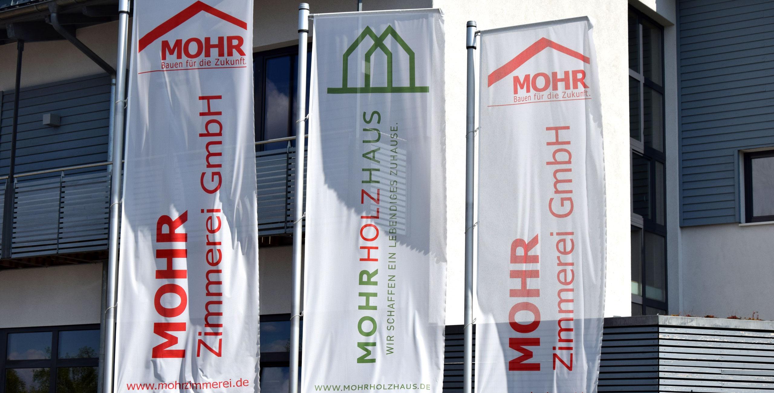 Kontakt MohrHolzhaus