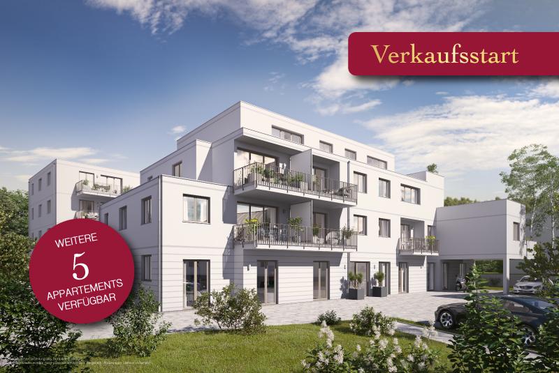 Grundsteinlegung Alte Poststrasse Ansbach SUITES studios