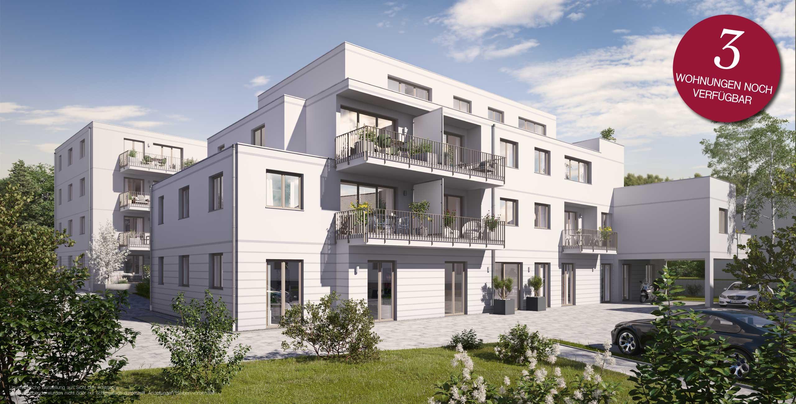 Eigentumswohnungen in Ansbach Alte Poststraße
