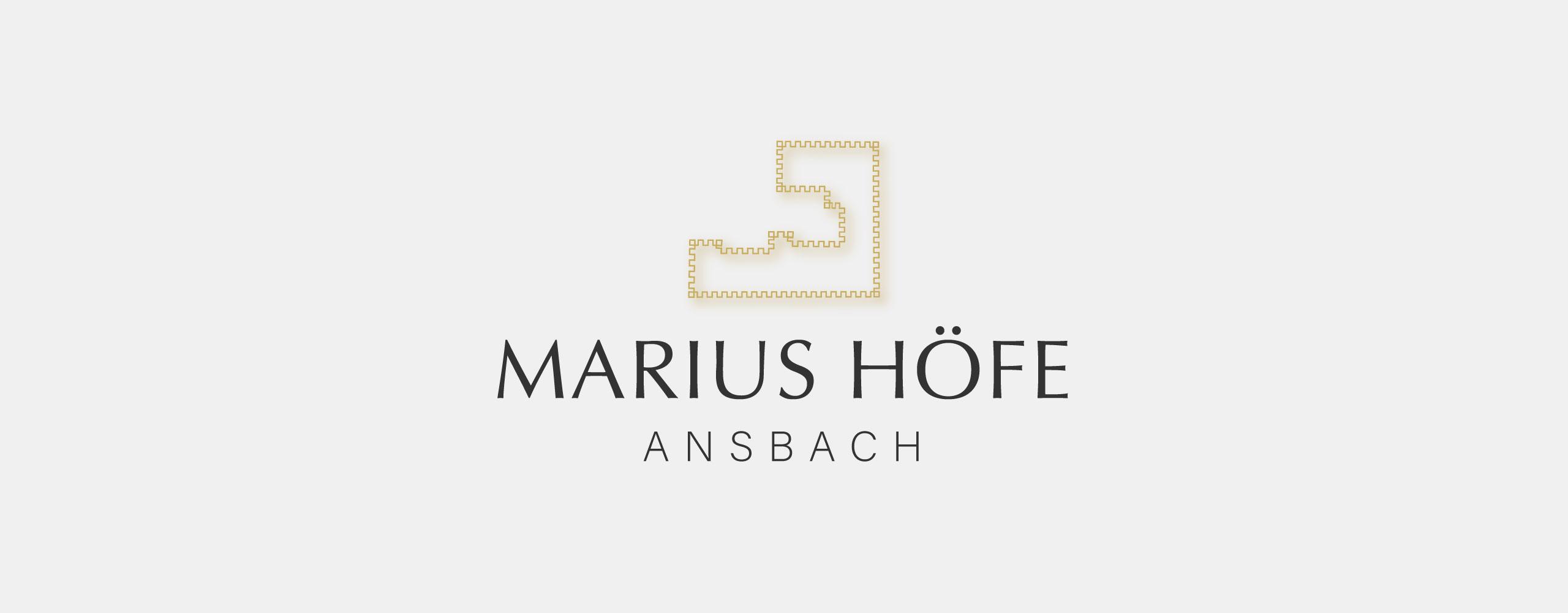Vorankündigung MARIUS HÖFE Ansbach Eigentumswohnungen Neubau